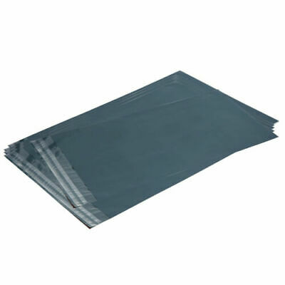 """15 BAGS 6""""x9"""" STRONG POLY MAILING POSTAGE POSTAL SELF SEAL GREY MAIL Envelopes"""