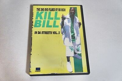 Kill Bill In Da Streets Vol 2-Dvd