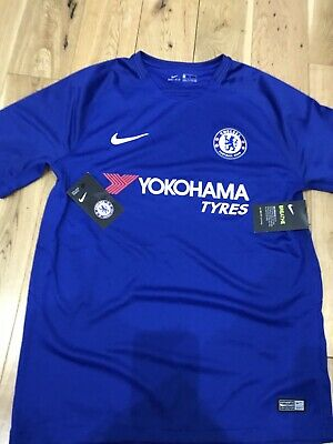 CHELSEA FC Men's home Shirt - Size M New With Tags