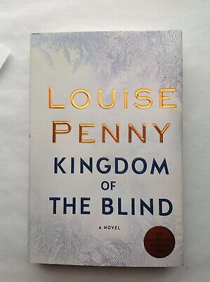 Louise penny Kingdom Of The Blind