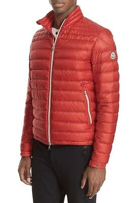 bacac4a26 NEW MONCLER AUTHENTIC Ryan Quilted Down Jacket Nwt Black - $1,315.60 ...