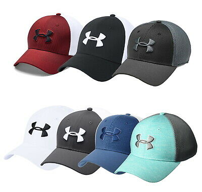Under Armour UA Microthread Mesh Golf Hat Mens Cap 2019 - Pick Color & Size