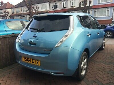 Nissan Leaf Acenta 2014(December)-1 Former keeper-full Service from Main Nissan
