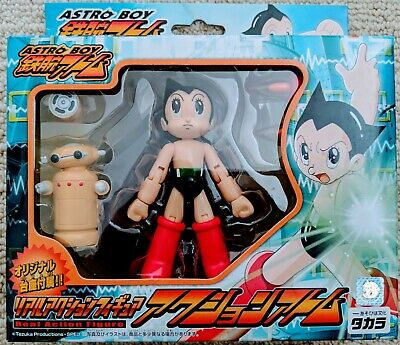 Takara Astro Boy Real Action Figures Action Atom - New!