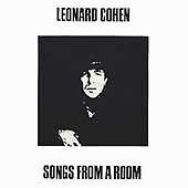 Leonard Cohen - Songs From A Room (CD 2002)