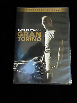 GRAN TORINO DVD Clint EASTWOOD Widescreen Edition, cool special features!