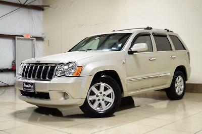 2008 Jeep Grand Cherokee Overland 2008 JEEP GRAND CHEROKEE OVERLAND DIESEL 3.0L CRD 4X4 NAVIGATION CLEAN MUST SEE