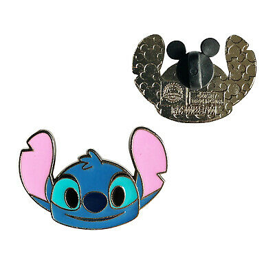 STITCH WORRIED NERVOUS Emoji Blitz 100% Tradable Disney Pin