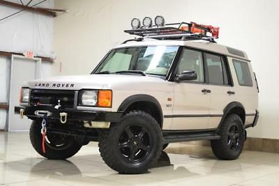 2001 Land Rover Discovery LIFTED 4X4 ONE OF A KIND SAFARI LAND ROVER DISCOVERY 2 SE7 LIFTED NEW TIRES STEEL BUMPERS