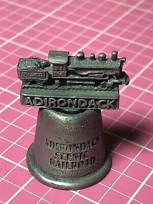Pewter Thimble Adriondack Scenic Railroad