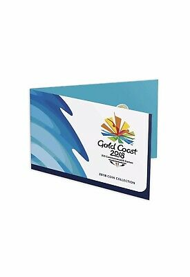2018 Gold Coast Coin Collection-XXI Commonwealth Games-7 Coin Set Unc