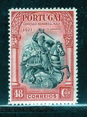 Portugal 1927 Liberation Issue 48c Value MNH