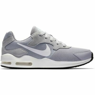 4d0cea5dfbdc NIKE AIR MAX GUILE Mens White Grey 916768 001 Athletic Running Shoes ...