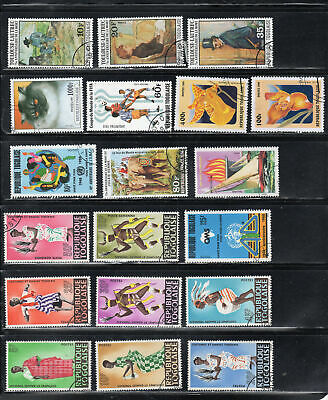 Togo  Africa Stamps   Used   Lot  392002
