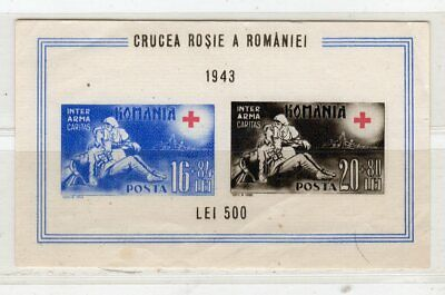 Romania  Europe Stamps Sheet Mint Never Hinged Red Cross     Lot 39240