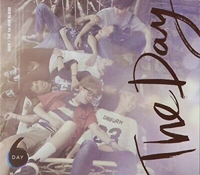 Day6 - Day (1st Mini Album) (CD Used Very Good)