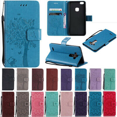 Flip Leather Card Slot Wallet Stand Case Cover For Sony Xperia M2 M4 M5 Z3 Z4 Z5