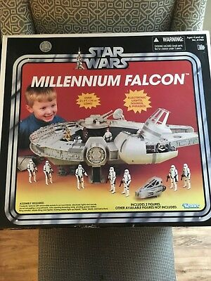 Star Wars Vintage Collection Kenner Millennium Falcon Toys R Us Exclusive New