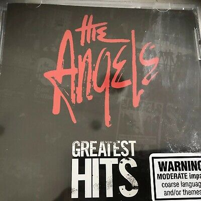 The Angels-Greatest Hits CD