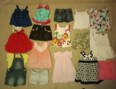 Girls Clothes Size 1 Bulk Pack With 18 Items Inc Bardot And Country Road