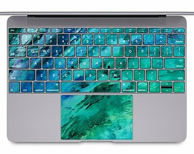 Macbook Pro Air 13 15 keyboard Stickers cover Decal skins paint texture KB504