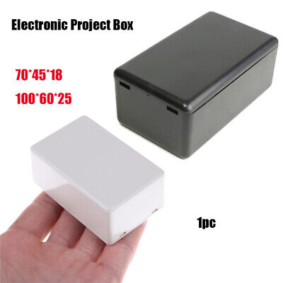 Electronic Project Box Waterproof Cover Project Instrument Case Enclosure Boxes