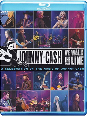 We Walk the Line: A Celebration of the Music of Johnny Cash Blu-ray NEW