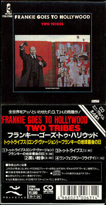 Frankie Goes to Hollywood - Two Tribes [CD] Japan Mini-Album (P15D-37008)