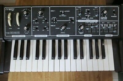 Vintage Moog Rogue midified **Excellent condition**