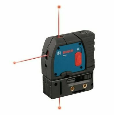 3 Point Self Leveling Laser Level and Plumb Bosch GPL3 Professional Align Tool