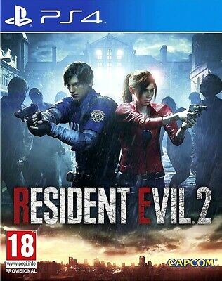 Resident Evil 2 Remake - PS4 - No CD