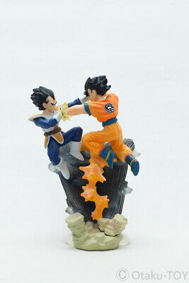 Dragon Ball Z Gt Kai Super Imagination Hg Figure Goku Vs Vegeta Dragonball Dbz
