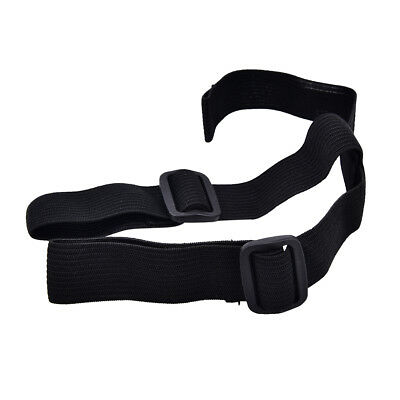 Elastic adjustable headband belt headlight lamp head strap for flashlight JP