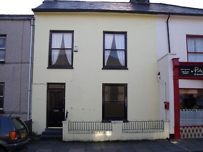 Large House, Porthmadog, North Wales for conversion/development - Sea 350 metres