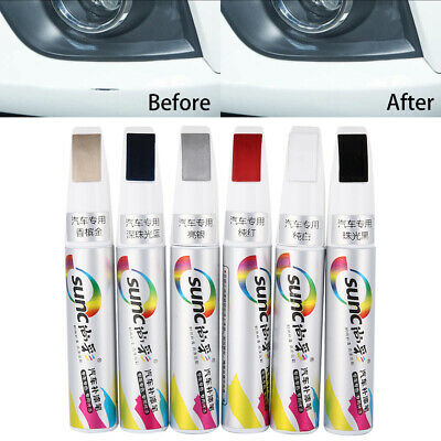 Waterproof Scratch Clear Remover Coat Painting Pen Touch Up Car Paint Repair
