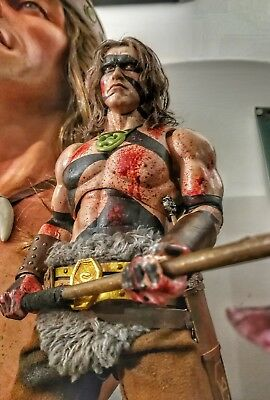 Custom 1/6 Conan The Barbarian no Hot Toys Enterbay