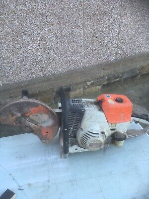 Stihl saw TS 350 spares or repair see details