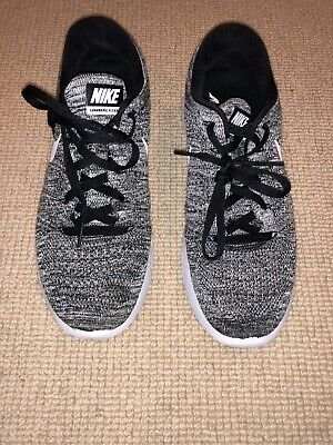 10109ac48e8e Nike Mens Lunarepic Flyknit Running Shoes Grey White Size 10.5-preowned