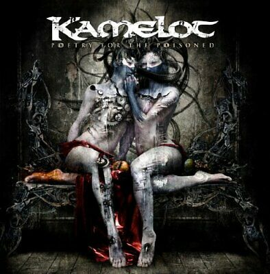 Kamelot - Poetry for the Poisoned [LP x 1 Vinilo] Nuevo