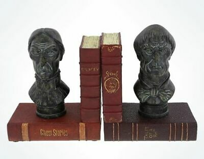 Disney parks the haunted mansion bookends set of 2 brand new
