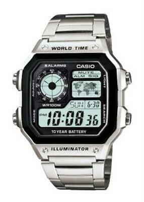 CASIO Gent Watch Model (AE-1200WHD-1A)