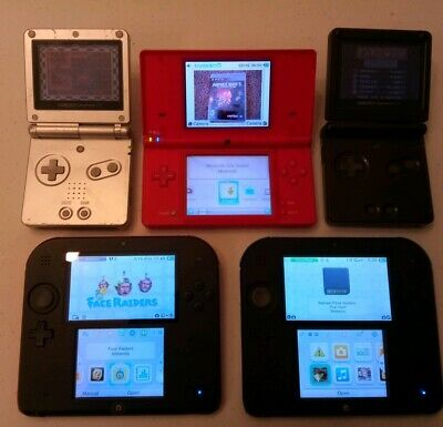 NINTENDO 2DS with Massive Library of Games! - $99 98 | PicClick