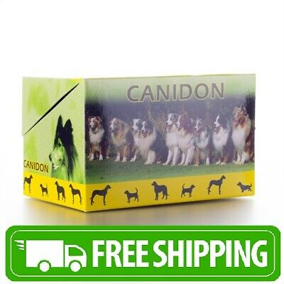 1 - 1000 Tablets Canidon Dog Dewormer Wormer 100% effectIve, English leaflet