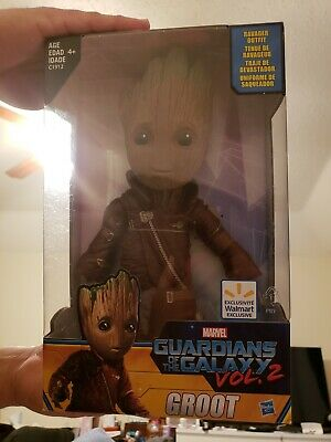 "GUARDIANS of the GALAXY Vol 2 Baby GROOT Ravager Outfit MARVEL 10"" Action Figure"