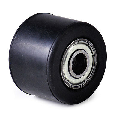 8mm Rubber Chain Pulley Roller Tensioner Guide Wheel for Motorized Pit Dirt Bike