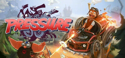Pressure PC Steam Key Game Very Nice Fast Free Shipping