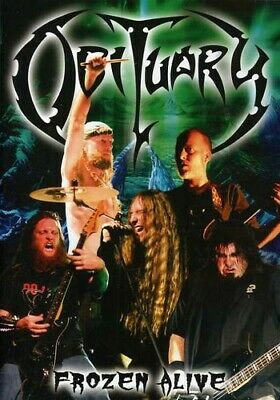 Obituary: Frozen Alive (DVD Used Very Good)