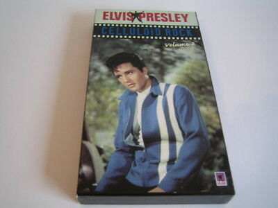 Elvis Presley - Celluloid Rock Vol. 2 (4 CD Set) (Limited Edition of 1000 copies