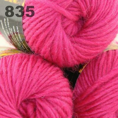 Sale Lot 3Ballsx50gr New Knitting Yarn Chunky Colorful Hand Wool Wrap Scarve 835