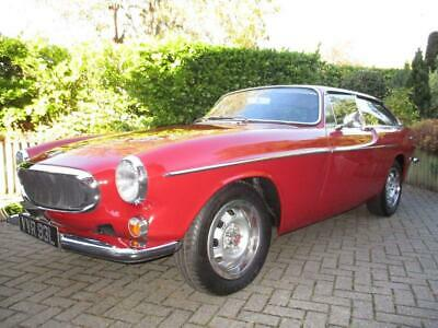 1972 Volvo P1800es Automatic. Full body & mechanical restoration with new MOT